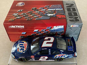 1/24 Rusty Wallace 2003 600th Consecutive Start #2 Dodge Intrepid Diecast Car