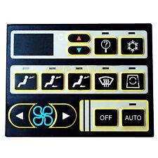 Air Conditioner Control Panel 14590052 Voe14590052 Volvo Ec290 Ec210 Excavator