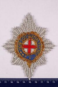THE MOST NOBLE ORDER OF THE GARTER KNIGHTHOOD BREAST STAR BADGE EMBROIDERED