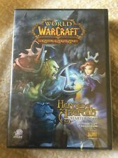 World of WarCraft WOW Trading Card Game Heroes of Azeroth Starter Deck
