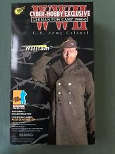"Dragon Cyber Hobby 1/6 scale 12"" WWII US 12th Army Colonel William 70128"