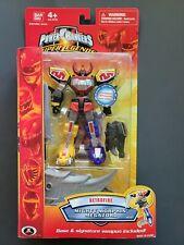Bandai 2009 Power Rangers Super Legends Mighty Morphin MMPR Retrofire Megazord