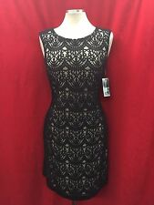 """JESSICA HOWARD DRESS/ LACE DRESS/NEW WITH TAG/RETAIL$129/SIZE 12/LENGTH 40""""/"""