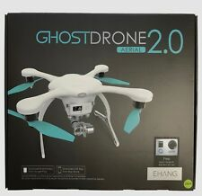 Ghostdrone 2.0 Aerial, Drohne, Drone with 4K Action Camera GARS200, Ehang