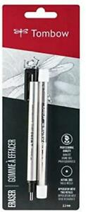Tombow Mono Zero Eraser And Refill Value Pack, Round 2.3Mm. Precision Tip Pen-St
