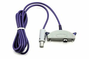 Nintendo GameBoy Advance to Gamecube Link Cable Game Boy Advance Adapter New