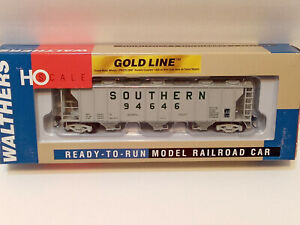 Walthers Gold Line Southern #94646 PS-2 2893 Cu. Ft. Covered Hopper HO #9327972