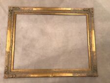 Huge 48x36 Contemporary Newcomb Macklin Style Gold Gilt Picture Frame K