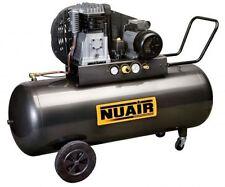 Compressore aria a cinghia 200 litri 3HP bicilindrico 220V B3800B/3M/200