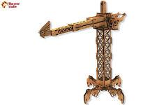 "Wargaming terrain: ""Aquila crane"" - 28mm scale Warhammer scenery Infinity house"