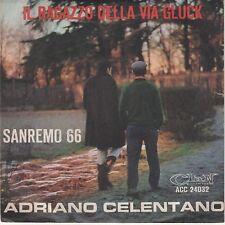 """Single 7"""" Vinyl-Schallplatten aus Italien"""