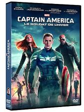 DVD *** CAPTAIN AMERICA - Le soldat de l'hiver ***   ( neuf sous blister )
