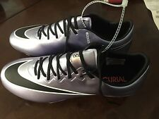 Nike Mercurial Vapor X SG-Pro ACC Soccer Cleat Urban Lilac US Size 7 648555 581