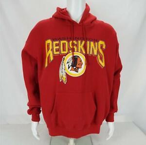 Vintage Washington Redskins Nutmeg Sweatshirt Hoodie Men's L