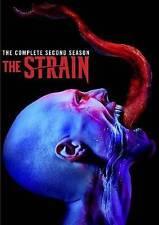 The Strain: Second Season 2 (DVD, 2016, 3-Disc Set)