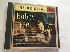 The Original Bobby Vee by Bobby Vee Import (CD, 1998, Disky)! Tested! Works!