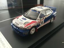 MITSUBISHI LANCER EVO III BURNS RALLYE NEW ZEALAND 1996 RALLY HPI ALTAYA 1/43