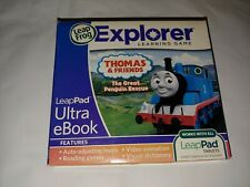 LeapFrog LeapPad Ultra eBook Thomas & Friends- The Great Penguin Rescue