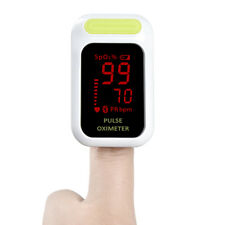 LED Finger Tip Pulse Oximeter oximetro Blood Oxygen SpO2 PR Monitor FDA CE