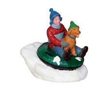 LEMAX CHRISTMAS VILLAGE - TUBING BUDDIES
