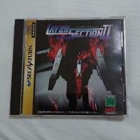 Layer section 2 Sega Saturn Video Game Soft Taito  Japanese