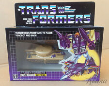 Transformers Reissue G1 TRIPLE CHANGER 『BLITZWING』MISB