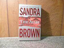 Sandra Brown The Alibi (Paper Back)