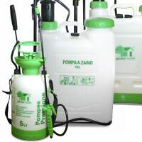 Pompa a spalla zaino acqua sanificazione irrigazione giardinaggio  insetticida