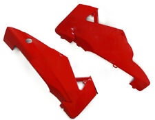 Belly Lower Side FAIRING Cowl Plastic Fit For Aprilia RSV4 1000 2010-2015 Red