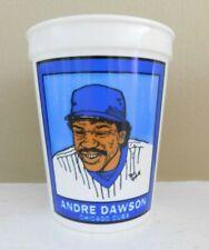 Andre Dawson Cubs 1989 Turkey Hill Major League Baseball Stars Cup