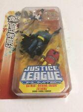 Batman, Zatanna, Shining Knight, Justice League Unlimited, DC Superheroes, 2006