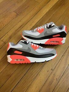 Nike Air Max 90 Black Grey Sneakers for Men for sale | eBay