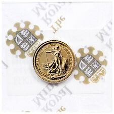2017 Great Britain 1/10 oz. .9999 Fine Gold Britannia 10£ BU Coin SKU43873