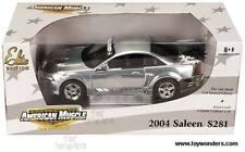 ERTL 2004 Saleen S281 Mustang Chrom 39278