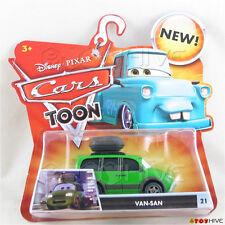 Disney Pixar Cars Toon from Tokyo Mater Tall Tales -  Van-San #21