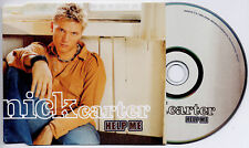 NICK CARTER Help Me 2002 UK 1-track promo CD