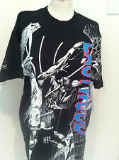 """Basketball Player T-Shirt Size Xl 46"""" Chest Graphic Design Athletic Top Eastwood"""