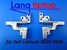 Hinges Executed for Dell Latitude D620 D630 series right and left