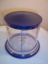 Ninja Master Prep Professional Mixer~Bowl~Jar 16 Oz Chopper with Lid BLUE
