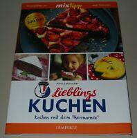 Anna Lehmacher Lieblings Kuchen mixtipp Rezepte Koch Buch Kochen Thermomix Neu!