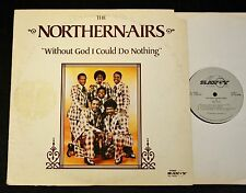 BLACK GOSPEL LP The Northern-Airs Savoy 14535 Without God I Could Do Nothing