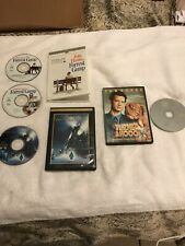 Lot Of 3 Movies:The Polar Express,Turner And Hooch,Forrest Gump Dvds