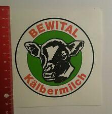 Aufkleber/Sticker: Bewital Kälbermilch (03101616)