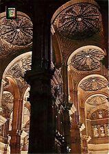 Spain Malaga Costa del Sol Cathedral Interior Ceiling Postcard