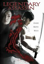 Legendary Assassin (DVD) Wu Jing, Celina Jade NEW