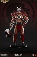 POP CULTURE SHOCK Mortal Kombat Shao Kahn 1:4 Scale Statue Figure NEW