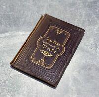 Hans Sachs ausgewählte poetische Werke - Buch Antik, Vintage 14x9cm