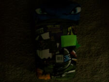 "Teenage Mutant Ninja Turtles    Hooded Bath Beach Towel Wrap 25"" X 50""-NWT"