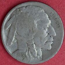 1918-S Buffalo Nickel Vf