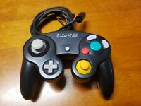 Official Nintendo GameCube Controller [Black] (DOL-003) Tested OEM Fast Shipping